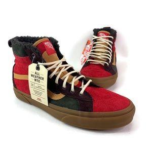 Vans Off The Wall SK8 Hi 46 MTE High Top Sneakers